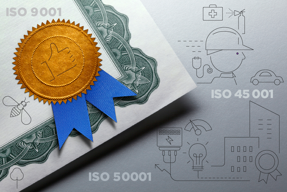 Here are the results of ISO Survey 2019, for 12 management system standards (copyright Getty/AFNOR Group).