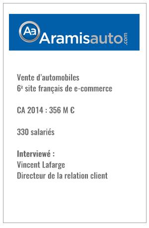 Certification ARAMIS AUto