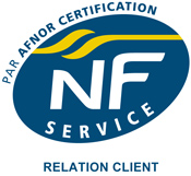 NF Service relation client