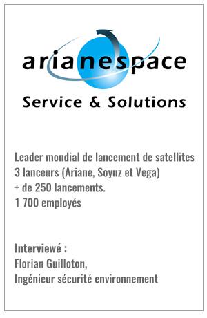 Certification Ariane enérgie