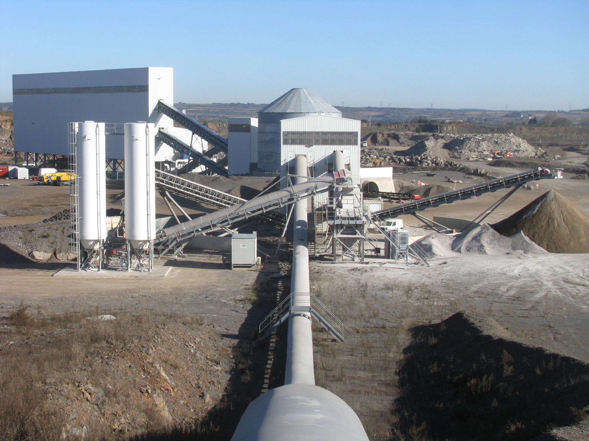AFAQ ISO 50001 à l'épreuve de l'industrie extractive pour la première fois en France