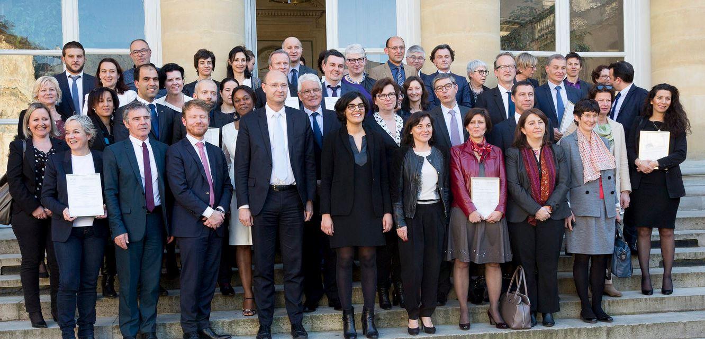 La ministre du Travail remet le label Diversité à 18 organismes