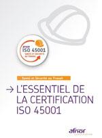 Guide lde l'ISO 45001